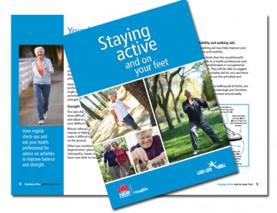 Staying Active – NSW Health