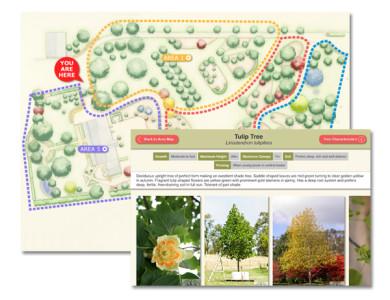 Winter Hill Tree Farm – Garden Tour – iOS App